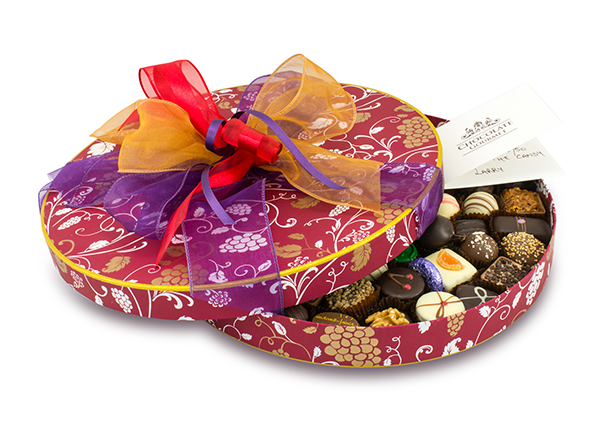 Luxury chocolate box 1.5kg