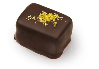 Pistachio with Hazelnut praline