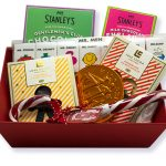 Christmas chocolate and sweet hamper for the children