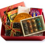 Christmas chocolate hamper for him
